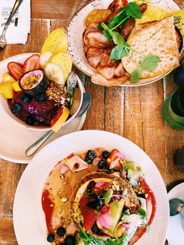 3 delicious dishes from Sydney's diverse food scene.