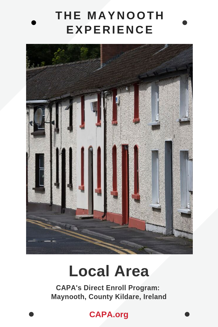 Maynooth Local Area Pinterest Graphic