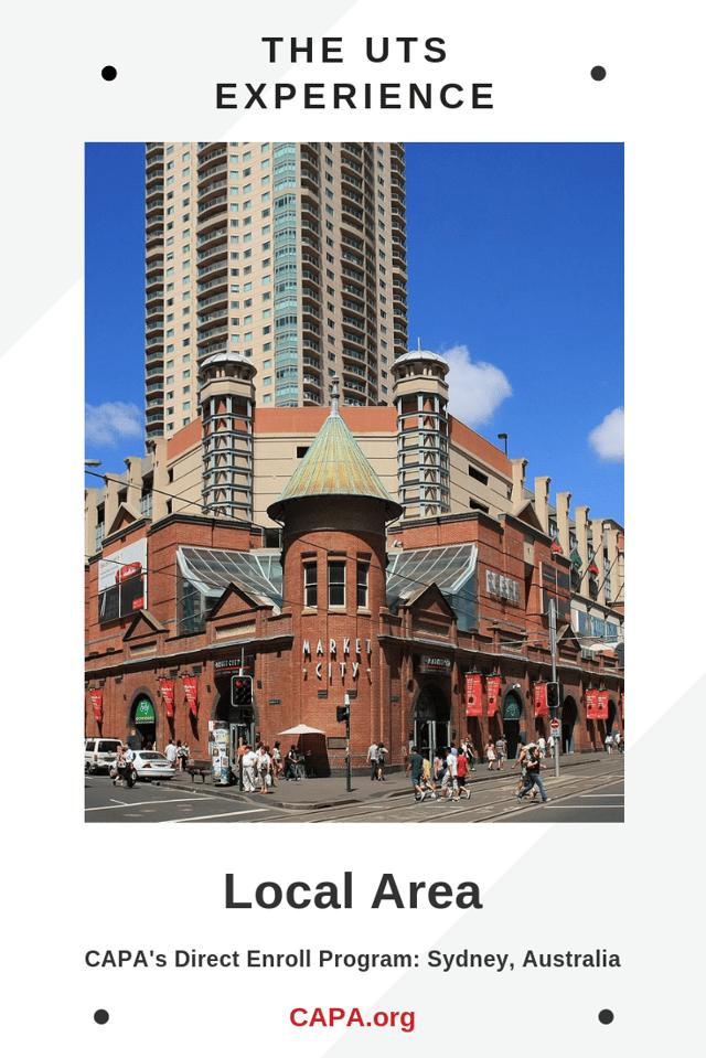 Pinterest Graphic - UTS - Local Area
