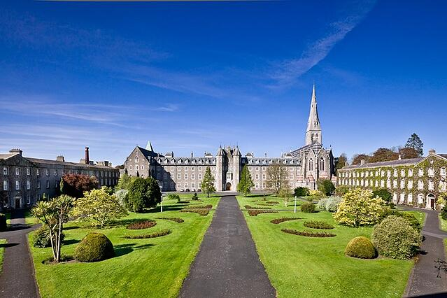 St Joes Sq - Summer---NUI Maynooth