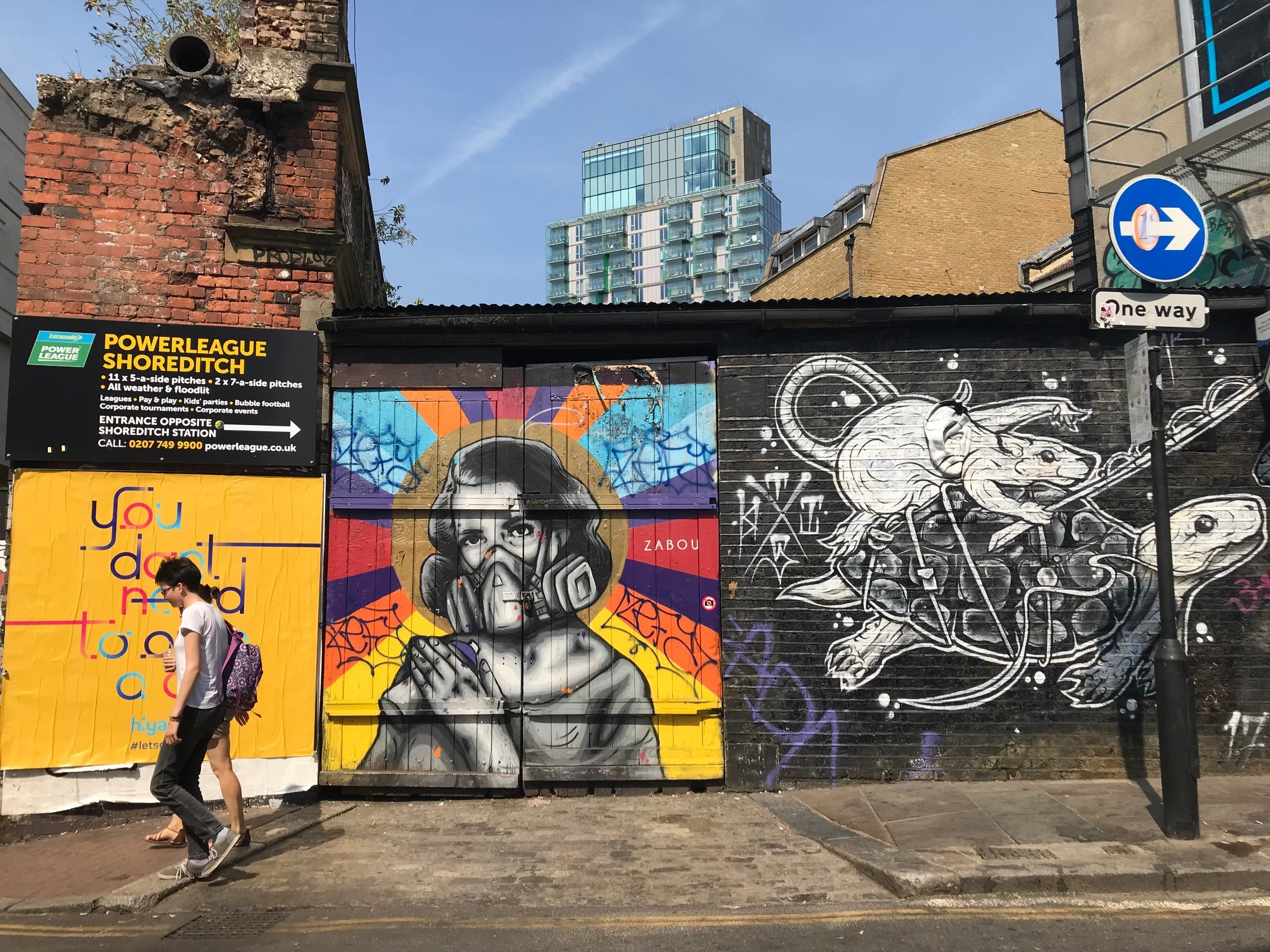 Brick Lane Photo