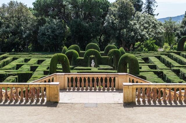 Barcelona_Parc del Laberint D'Horta_From Flickr