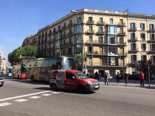 Seeing Barcelona