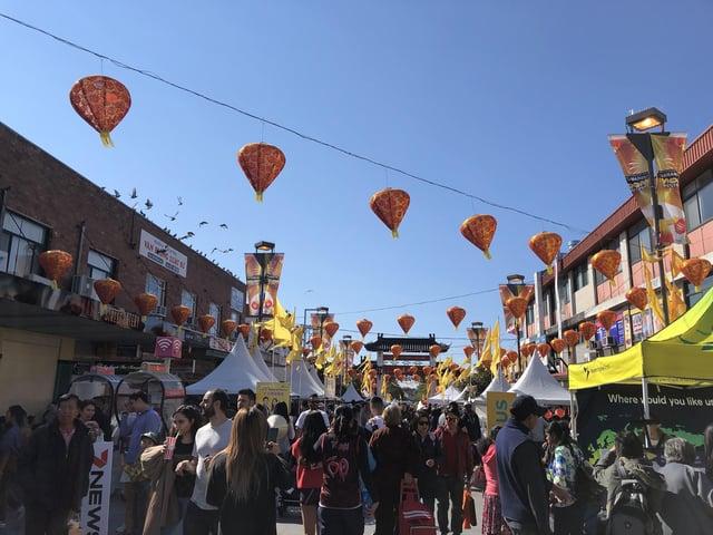 Mid Autumn Festival in Cabramatta