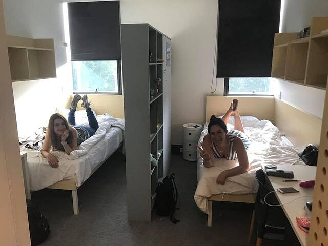CAPAStudyAbroad_Sydney_Fall2017_From Hanna Okhrimchuk - Hanna and Yaz Ketcherside in their Urbanest Apartment.jpg