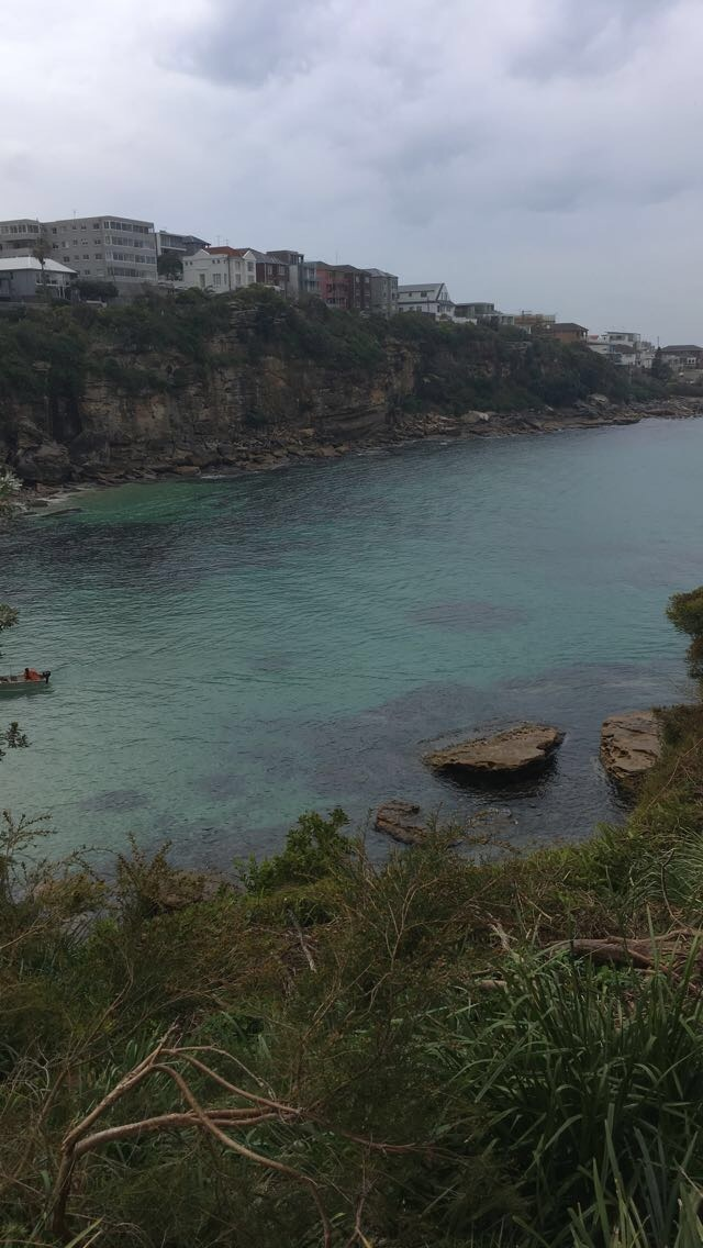 CAPAStudyAbroad_Sydney_Fall2018_From Lorenzo Corazzin - Clear Waters in Gordon Bay