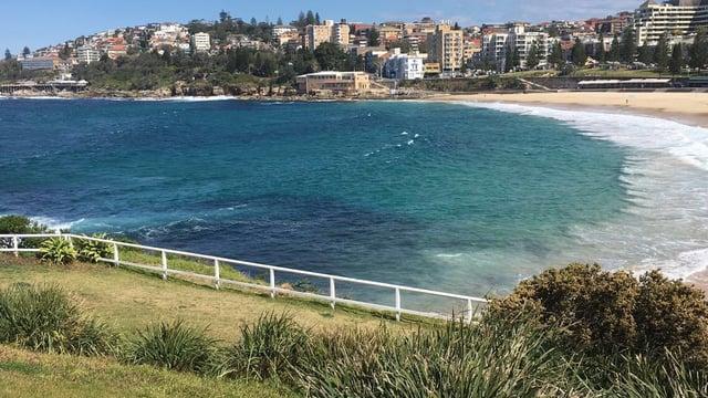 CAPAStudyAbroad_Sydney_Fall2018_From Lorenzo Corazzin - Coogee Beach