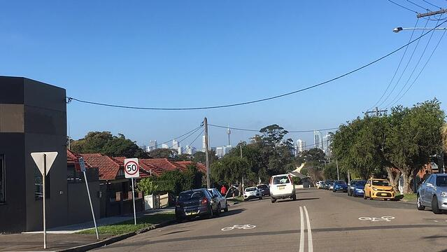 CAPAStudyAbroad_Sydney_Fall2018_From Lorenzo Corazzin - Leichardt Neighborhood with a View of the Central Business District in the Distance