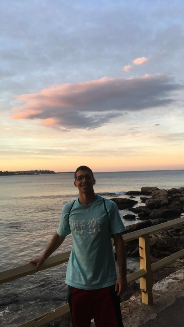 CAPAStudyAbroad_Sydney_Fall2018_From Lorenzo Corazzin - On the Walk Between Manly and Shelly Beach