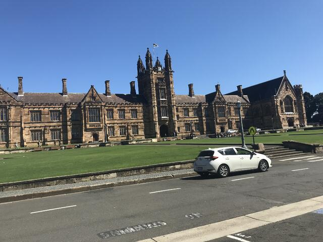 University of Sydney Campus and Architecture