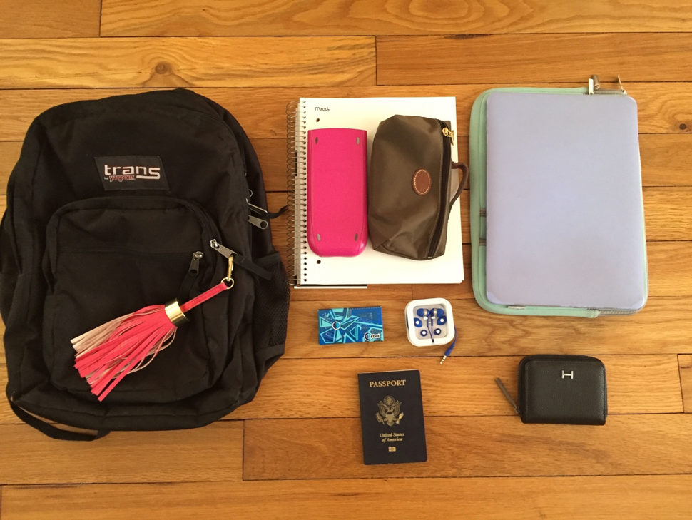 CAPAStudyAbroad_Sydney_Spring2018_From Katelyn Henzy - Carry On Bag 1.png