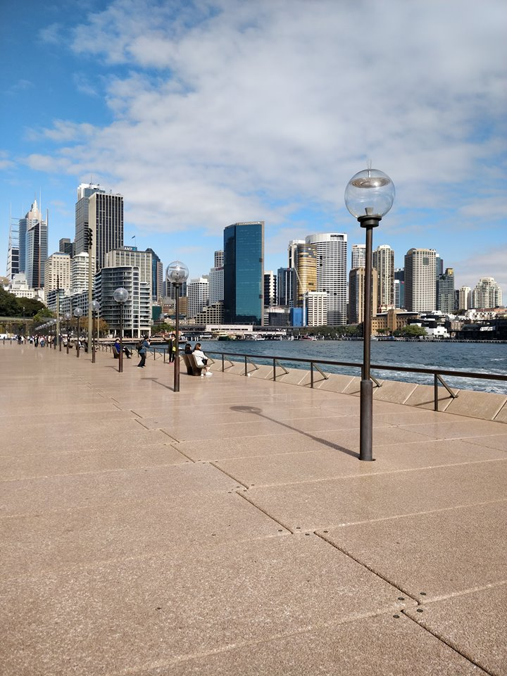 CAPAStudyAbroad_Sydney_Summer2018_From Marianne Zarzar - One of My First Photos of Sydney