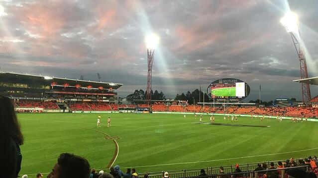 CAPAStudyAbroad_Sydney_Summer2018_From Sydney Alderman - Sunset AFL Game
