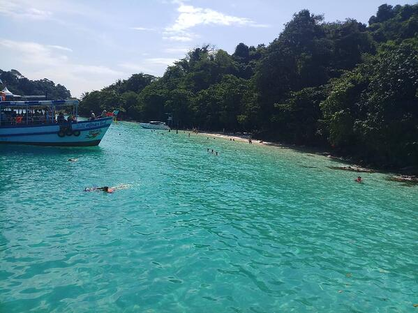 Blue Waters of Koh Chang