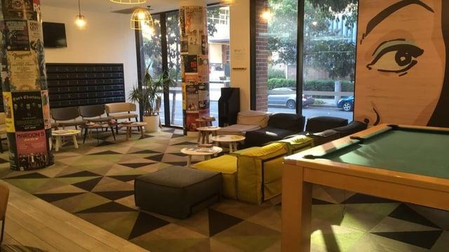 CAPA Lounge