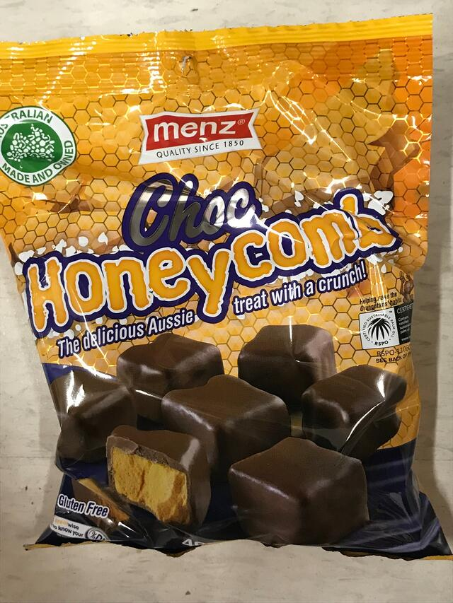 CAPABlogger_Fall2018_Sydney_Martyn Megaloudis_Choc Honeycombs