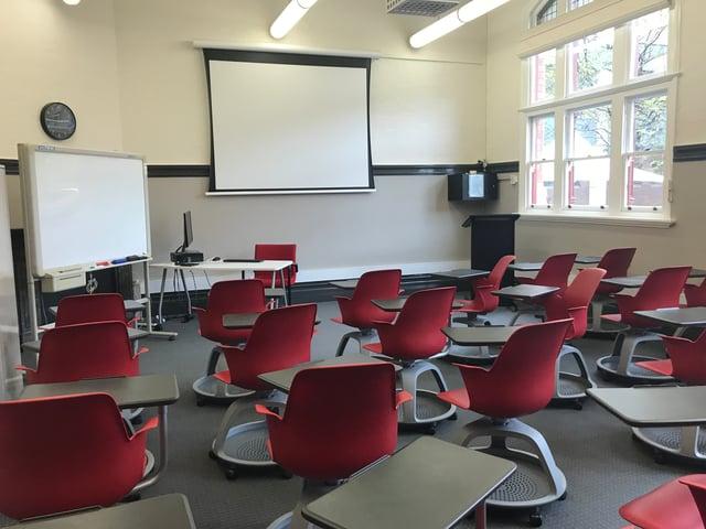 CAPA Sydney Center Classroom