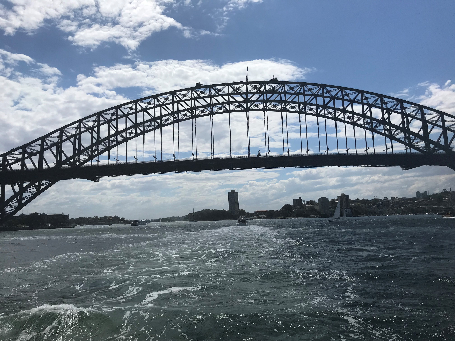 Blackmores Bridge Sydney