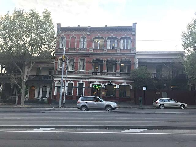 The Nunnery Hostel in Melbourne