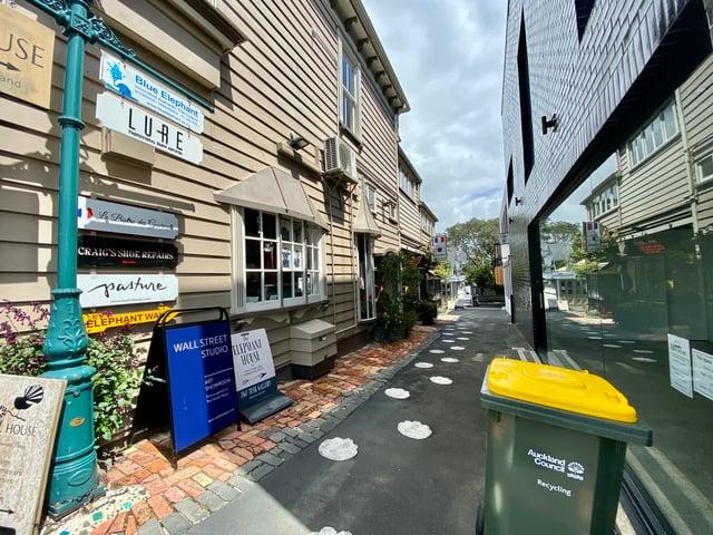 CAPAStudyAbroad_Fall 2019_Sydney_Minh Ta_A Corner of Auckland