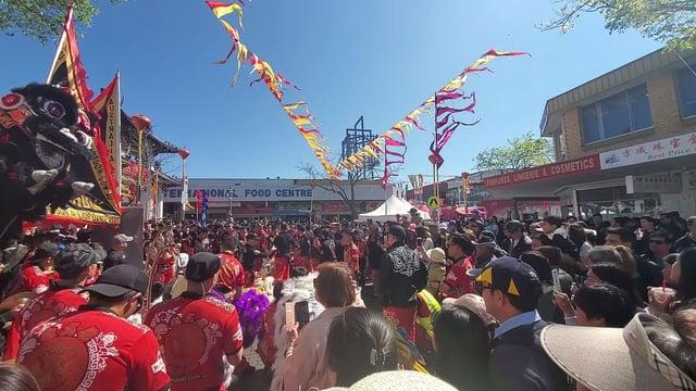 Cambramatta Moon Festival