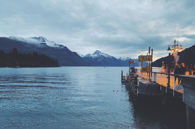 CAPAStudyAbroad_Fall 2019_Sydney_Minh Ta_Mountain View from Queenstown Waterfront
