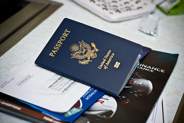 Passport is one of the must-haves