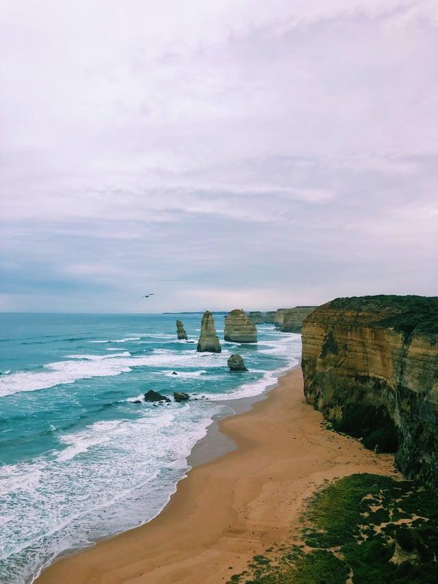 12 Apostles in Melbourne