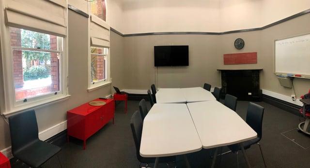 CAPA classroom