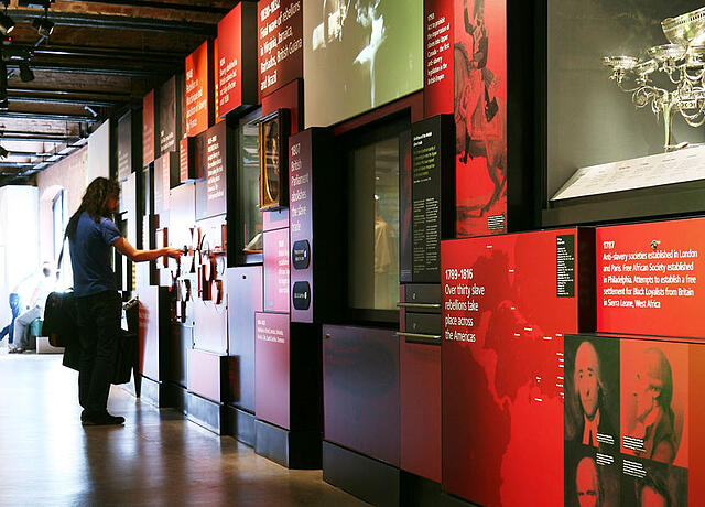 International Slavery Museum - Liverpool