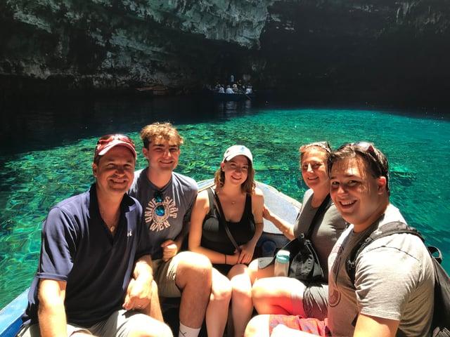 Chris Halka Family