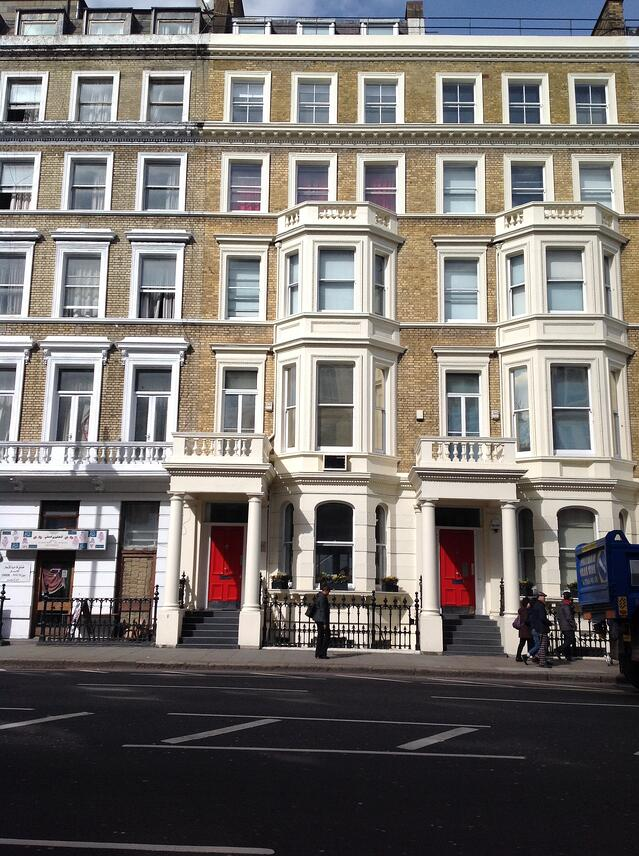 View of the CAPA London Center