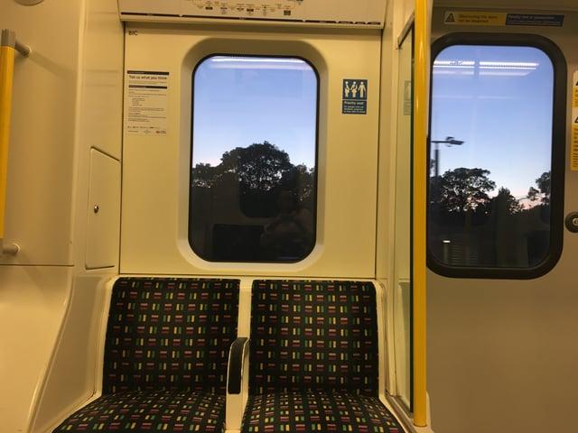 Windows of the Tube
