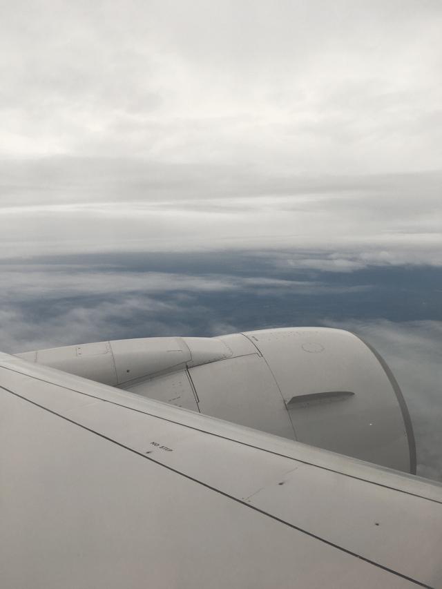 Final views of the cloudy UK sky