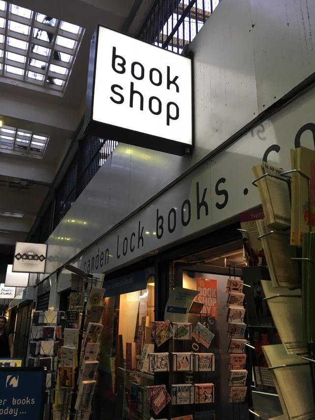 Camden Locke Books