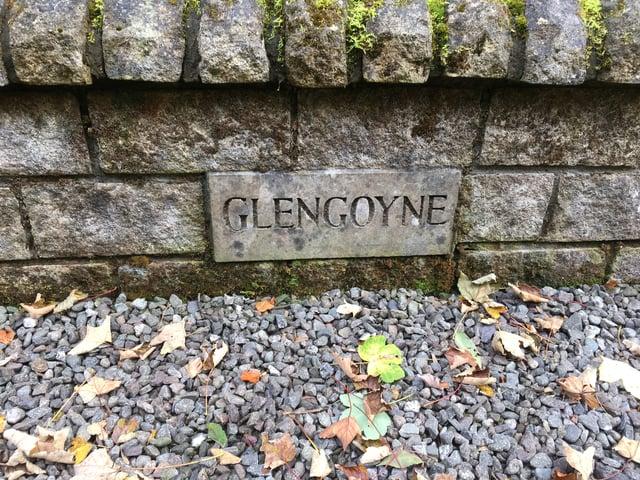Glengoyne Distillery