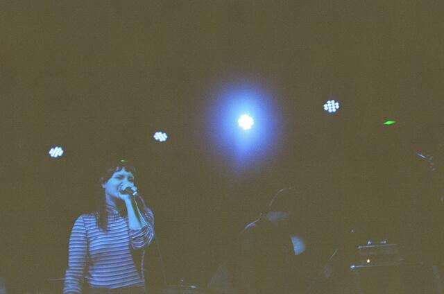 Film Photo from A London Gig