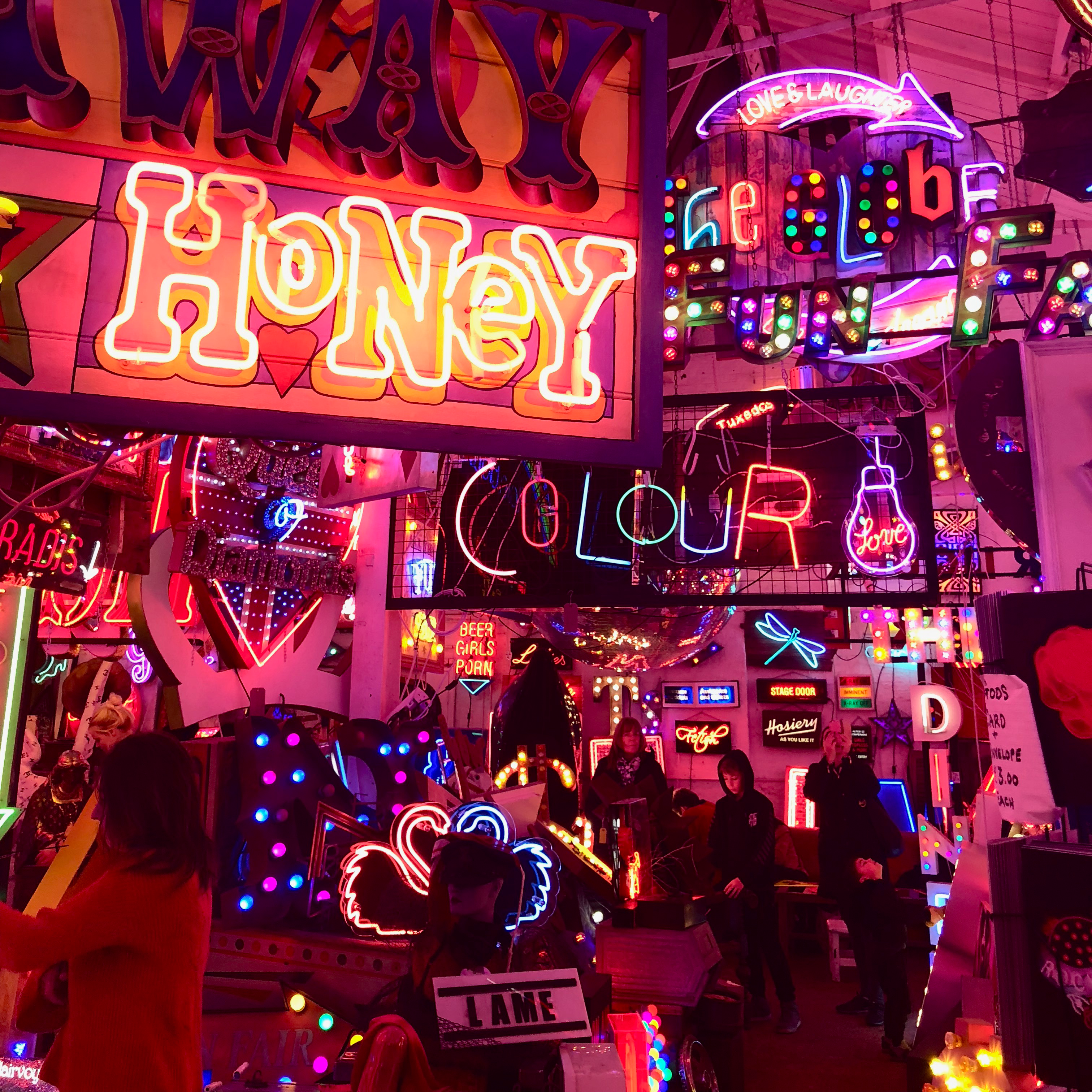 CAPAStudyAbroad_London_Spring2018_From Kelly Allen - Inside God's Own Junkyard_Square.png