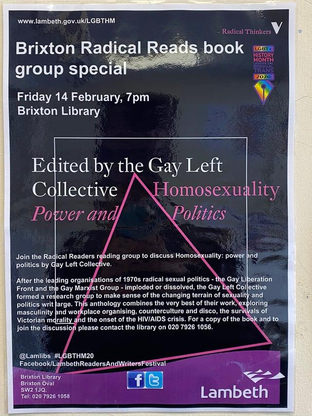 CAPAStudyAbroad_Spring2020_London_JamesNightengale_LGBT Politics