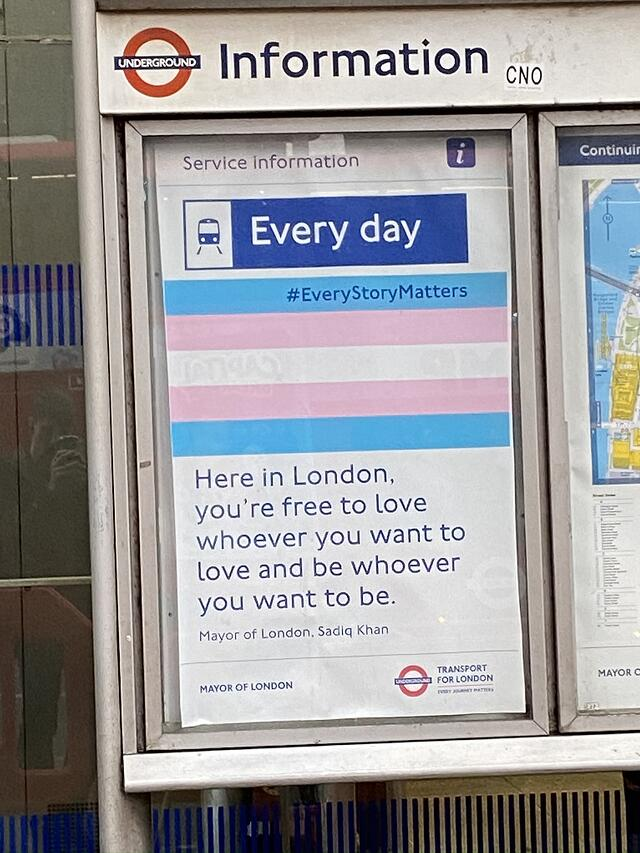 CAPAStudyAbroad_Spring2020_London_JamesNightengale_Tube Inclusivity