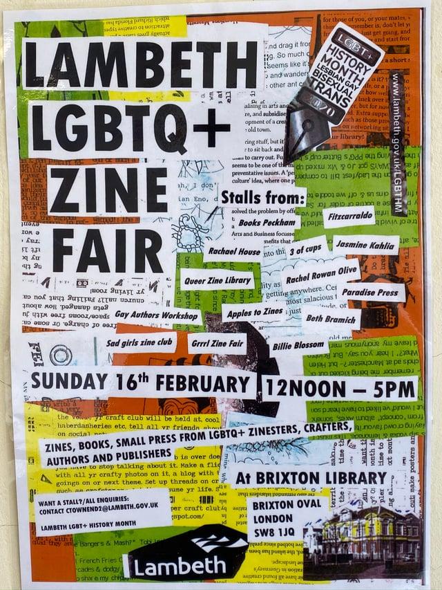 CAPAStudyAbroad_Spring2020_London_JamesNightengale_Zine Poster