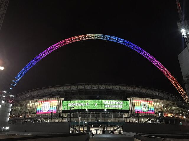 Stonewall at Wembley