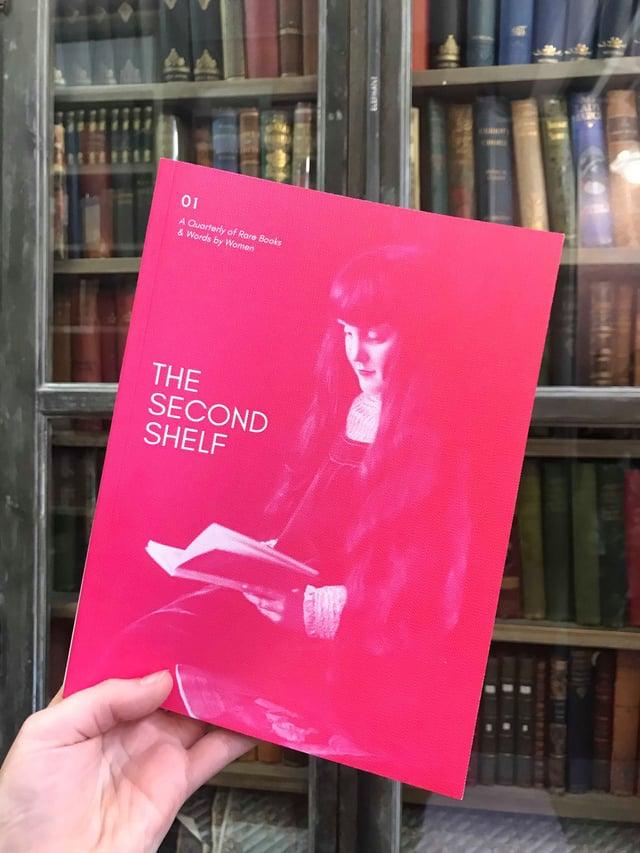 Second Shelf Lit magazine