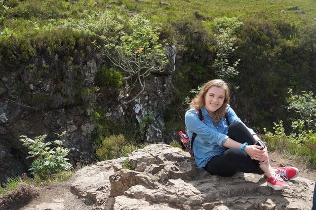 Sitting In Skye