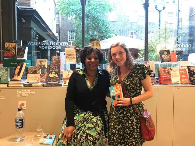 Tayari Jones, author of An American Marriage