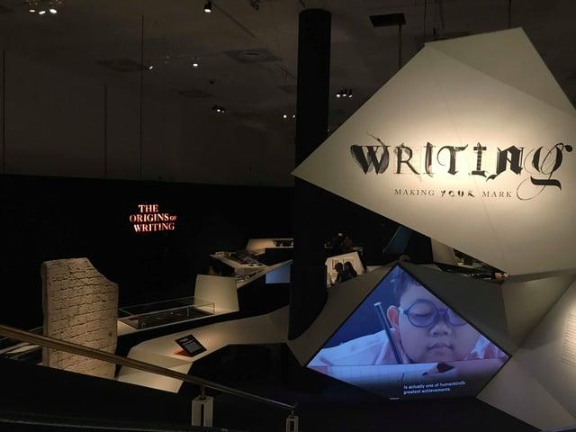 Writing Exhibit