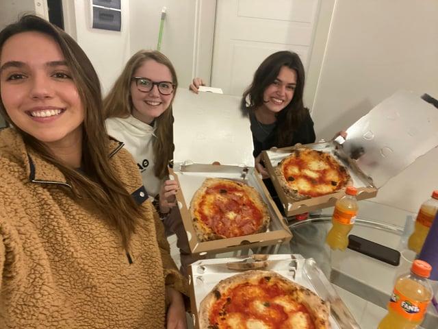 pizza evening via dei Cimatori-1
