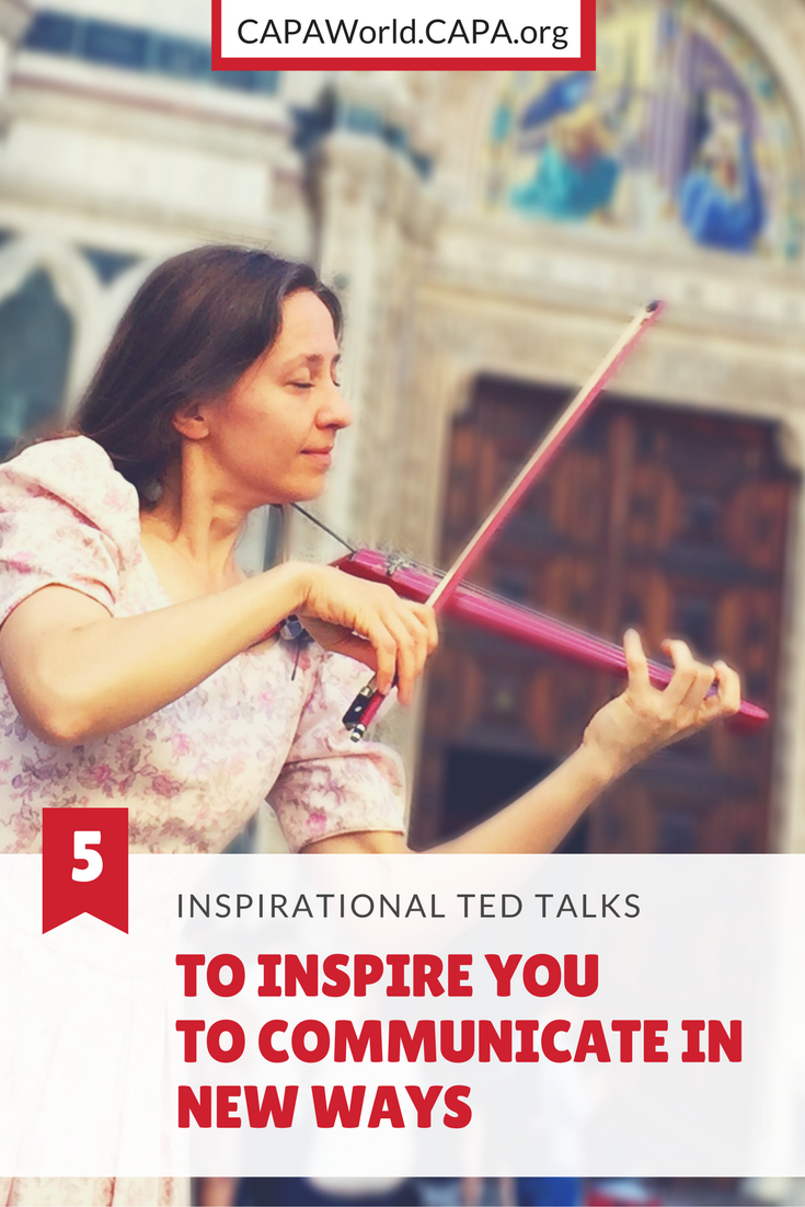 Top 5 TED Talks that will Inspire the Way You Communicate