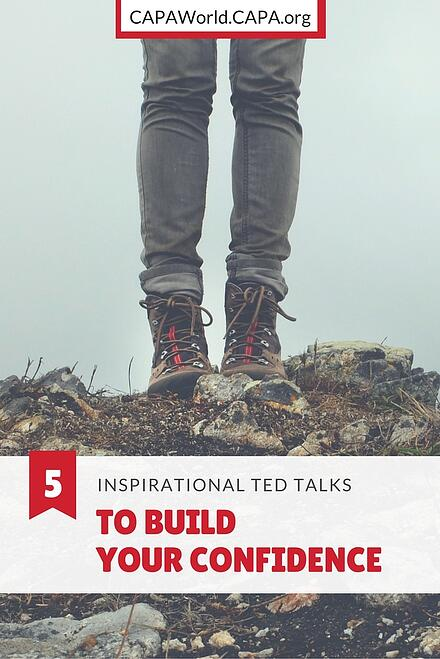 5 Talks to Help Boost Your Confidence