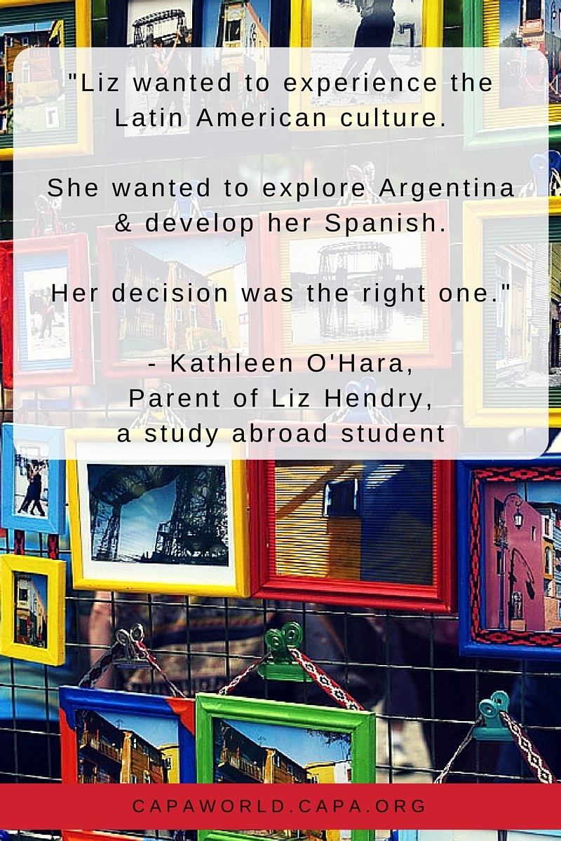 Study Abroad - How To Be A Supportive Parent